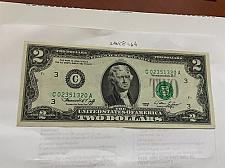 Buy United States Jefferson $2 uncirc. banknote 1976 #22 Bookends 320