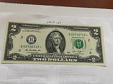 Buy United States Jefferson $2 uncirc. banknote 2013 #24 star *