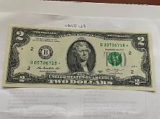 Buy United States Jefferson $2 uncirc. banknote 2013 #25 star *