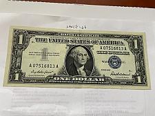 Buy United States Washington uncirc. banknote 1957 #9