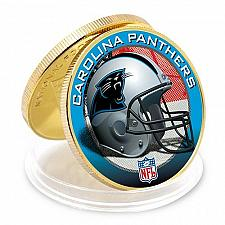 Buy United States Carolina Panthers uncirc. souvenir coin 2020
