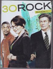 Buy 30 Rock - Complete 1st Season DVD 2007, 3-Disc Set - Very Good