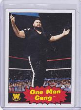Buy One Man Gang #95 - WWE 2012 Topps Heritage Wrestling Trading Card