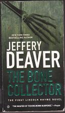 Buy The Bone Collector by Jeffery Deaver 2014 Paperback Book - Very Good