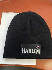 Buy Brand new Harlem black Beanie hat