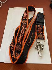Buy Jagermeister Lanyard badge holder new