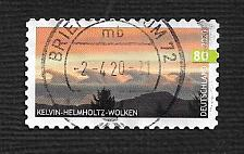 Buy German Used Scott #3157 Catalog Value $.90