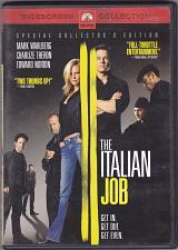 Buy Italian Job [Widescreen Edition] DVD 2003 - Very Good