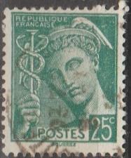 Buy [FR0360] France Sc. no. 360 (1939) Used