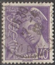 Buy [FR0362] France Sc. no. 362 (1939) Used