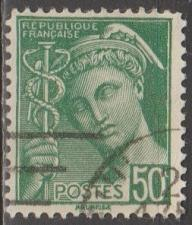 Buy [FR0365] France Sc. no. 365 (1939) Used
