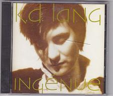 Buy Ingenue by K.D. lang CD 1992 - Very Good