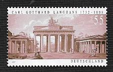 Buy German MNH Scott #2463 Catalog Value $1.45