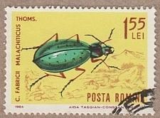 Buy [RO1621] Romania Sc. no. 1621 (1964) Used