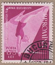 Buy [RO1158] Romania: Sc. no. 1158 (1957) CTO