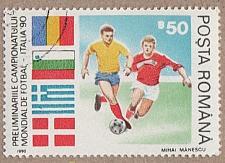 Buy [RO3595] Romania: Sc. no. 3595 (1990) Used