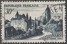 Buy [FR0658] France: Sc. no. 658 (1951) Used