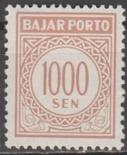 Buy [IDJ084] Indonesia: Sc. no. J084 (1962) MNH
