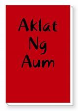 Buy Aklat ng AUM