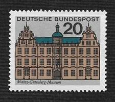 Buy German MNH Scott #875 Catalog Value $.25
