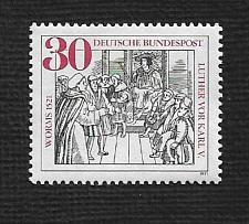 Buy German MNH Scott #1063 Catalog Value $.55