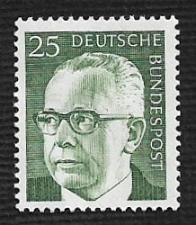 Buy German Hinged Scott #1030A Catalog Value $.35