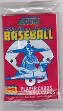 Buy Score 1988 Baseball Cards Factory Sealed Pack