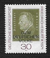 Buy German MNH Scott #1053 Catalog Value $1.20