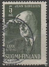 Buy [FI0249] Finland: Sc. no. 249 (1945) Used Single