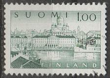 Buy [FI0410] Finland: Sc. no. 410 (1963-1967) Used