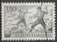 Buy [FI0412] Finland: Sc. no. 412 (1963-1967) Used