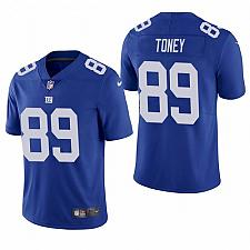 Buy Men's New York Giants Kadarius Toney Royal Limited Jersey