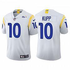 Buy Men's Los Angeles Rams Cooper Kupp 2021 Alternate White Jersey