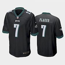 Buy Men's Philadelphia Eagles Joe Flacco Black Limited Jersey