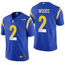 Buy Men's Los Angeles Rams Robert Woods Royal Limited Jersey