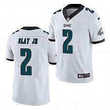 Buy Men's Philadelphia Eagles #2 Darius Slay Jr Jersey White 2021 Limited