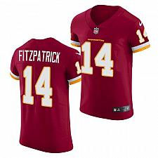 Buy Men's Washington Football Team Ryan Fitzpatrick Jersey Burgundy 2021 Elite