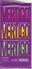 Buy Vertigo 1994 DC Comics Cards Factory Sealed Pack