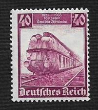 Buy German Hinged Scott #462 Catalog Value $8.75