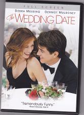 Buy The Wedding Date DVD 2004 Full Screen - Very Good
