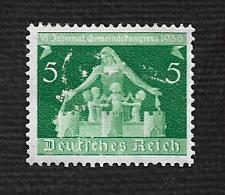Buy German Hinged Scott #474 Catalog Value $.70