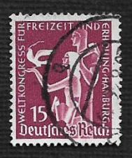Buy German Used Scott #478 Catalog Value $1.00
