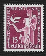 Buy German Hinged Scott #478 Catalog Value $1.25
