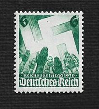 Buy German Hinged Scott #479 Catalog Value $.55