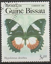 Buy [GB0604] Guinea-Bissau: Sc. no. 604 (1984) CTO