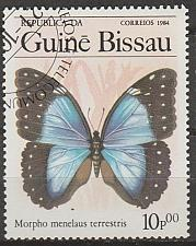 Buy [GB0606] Guinea-Bissau: Sc. no. 606 (1984) CTO