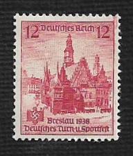 Buy German Hinged Scott #488 Catalog Value $.75