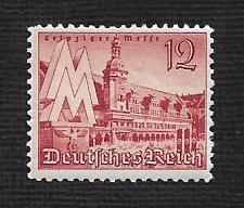 Buy German Hinged Scott #496 Catalog Value $.45