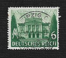 Buy German Used Scott #499 Catalog Value $1.00