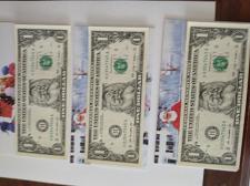 Buy 3 Santa Claus $ 1 dollar bill